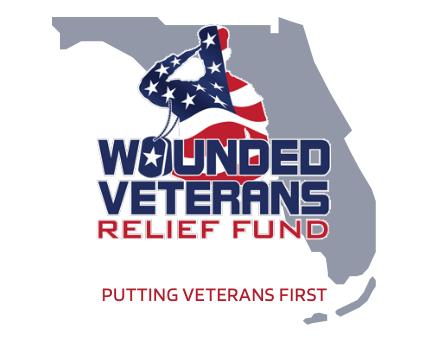 WVRF logo with Florida background