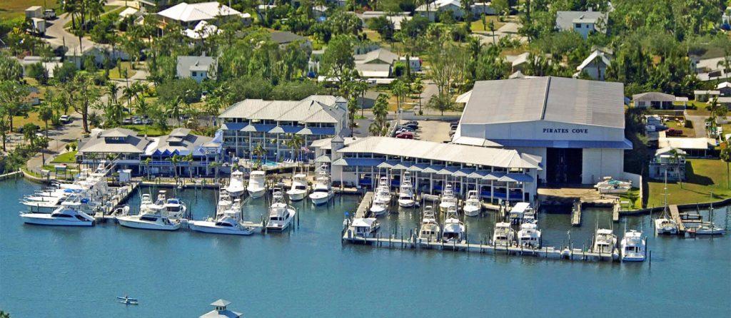 Pirates Cove Resort and Marina