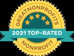 Great Nonprofit Badge 2021